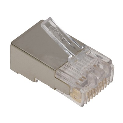 Connecteur RJ45 CAT5e AMP blindé