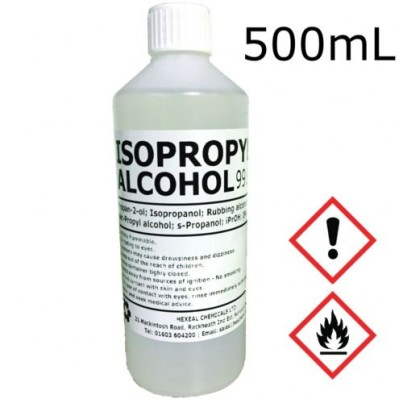 Alcool isopropylique 500mL